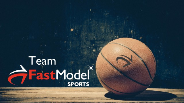 TeamFastModel With Logo on Ball