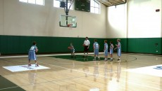 Gooroo Drill: Rebound, Outlet, Jump Shot