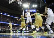 NCAA Elite 8 - Kentucky defeats Notre Dame 68-66