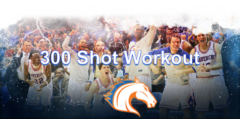 300 Shot Workout - FastModel Sports