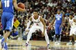 January 2, 2016: Jamall Gregory (4) of the South Carolina Gamecocks on defense in the NCAA Basketball match-up between the Memphis Tigers and the South Carolina Gamecocks at Colonial Life Arena in Columbia, SC. Scott Kinser/CSM(Credit Image: © Scott Kinser/CSM via ZUMA Wire)