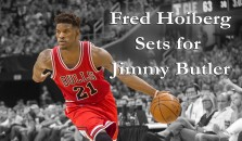 FastModel Friday: Fred Hoiberg Sets for Jimmy Butler