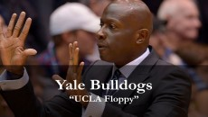 FastDraw #PlayOTD – Yale Floppy UCLA