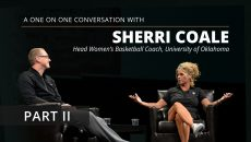 Team Culture Tips – Oklahoma Coach Sherri Coale