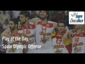 FastDraw #PlayOTD – Spain Stagger Counter Drive