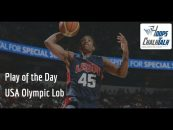FastDraw #PlayOTD – USA DHO Clear Lob