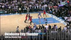 #PlayOTD – OKC Thunder SLOB Box Elevator Push