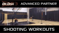 Skills and Drills: ADVANCED PARTNER WORKOUT