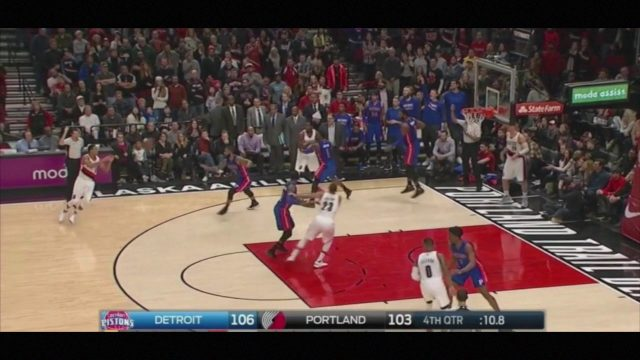 NBA – End of Game Plays