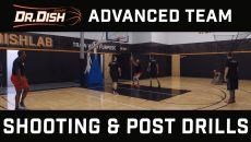Skills and Drills: Advanced Team Drills