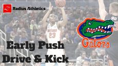 East Region – Florida Gators Early Push