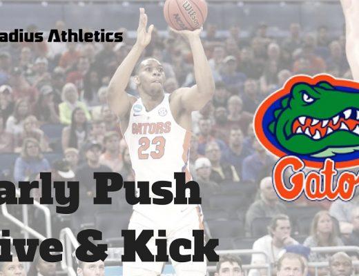 East Region – Florida Gators Early Push