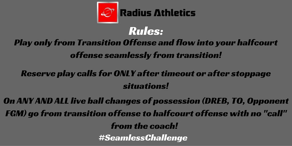 #SeamlessChallenge