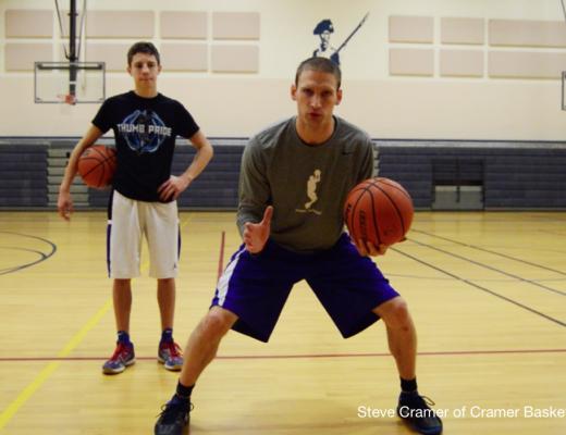 Steve Cramer of Cramer Basketball