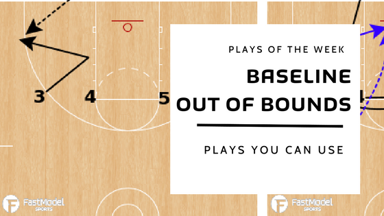Baseline Out of Bounds