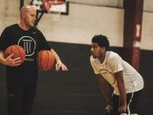 Photo courtesy of Mike Lee and Thrive3 Basketball.