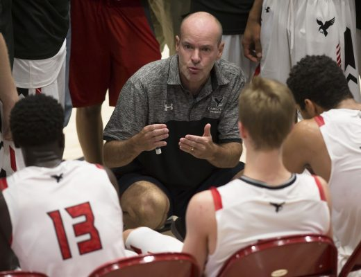 Coaches play an integral part in developing confidence in their players.