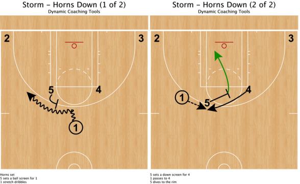 Storm - Horns Down