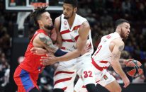 November 8, 2018 - Assago, Milano, Italia - Foto Spada/LaPresse.8 novembre 2018 Assago (MI) Italia .sport .basket .AX Armani Exchange Olimpia Milano vs Cska Mosca.Eurolega Turkish Airline 2018/2019 - Mediolanum Forum.Nella foto : james..Photo Spada/LaPresse.November 8, 2018 Assago (MI) Italy.sport.basket .AX Armani Exchange Olimpia Milano vs Cska Moscow.Euroleague Turkish Airline 2018/2019 - Mediolanum Forum.in the pic:  james (Credit Image: © Spada/Lapresse via ZUMA Press)