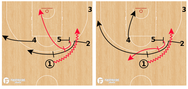Andorra iverson double bs roll:pop