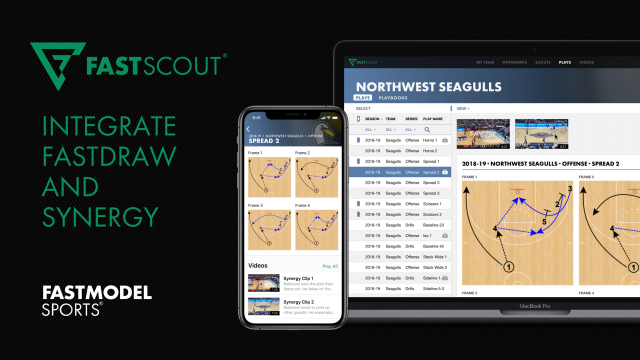 FastScout, Synergy, scouting, basketball