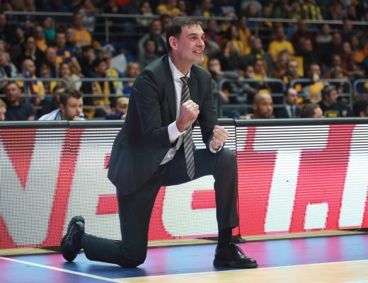 Georgios Bartzokas EuroLeague switching defense