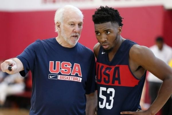 coaching superpowers, cueing, Radius Athletics, FastModel Sports, coaching, basketball, basketball coach, how to coach basketball, Donovan Mitchell, Greg Popovich, Team USA basketball