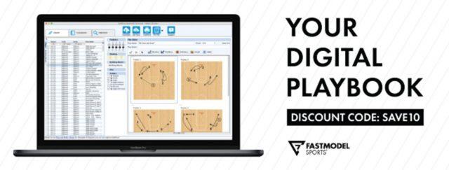 FastDraw Digital Playbook FastModel Sports SAVE10