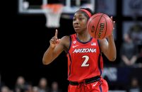 Arizona Wildcats womens basketball Aari McDonald NCAAW