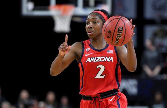 Arizona Wildcats womens basketball Aari McDonald NCAAW