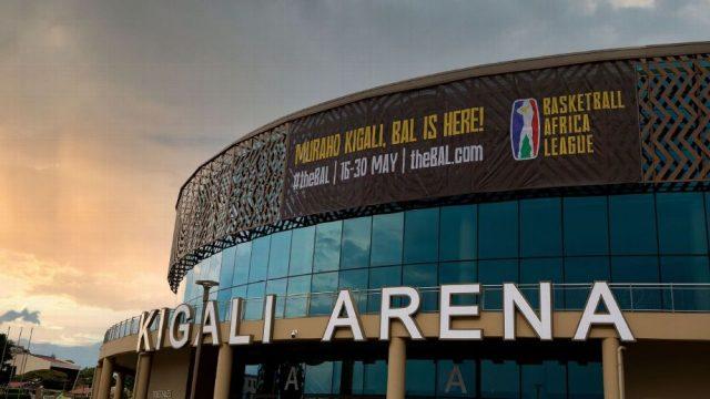 Basketball Africa League, BAL, FastModel Sports, Kigali Arena, NBA