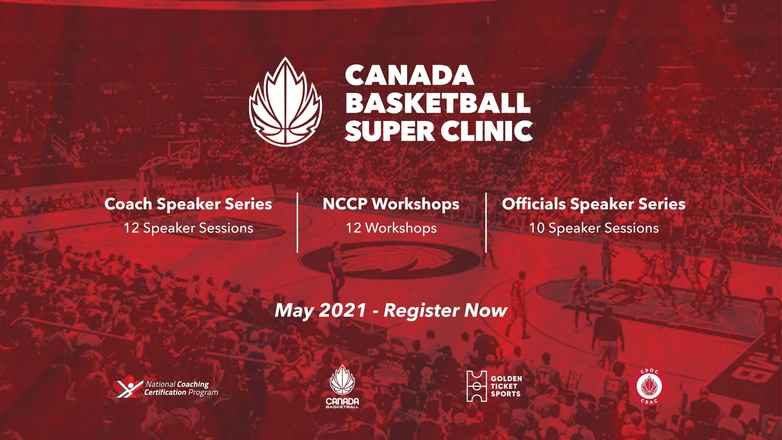 Canada Basketball Super Clinic, Golden Ticket Sports, FastModel Sports