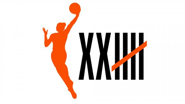 WNBA, women's basketball, FastModel Sports, 25th season