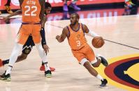 Chris Paul drag screens Phoenix Suns NBA Playoffs