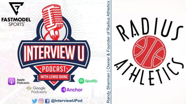 Radius Athletics FastModel Sports InterviewU Podcast coaching basketball philosophy