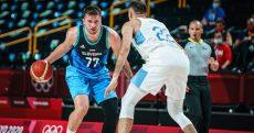 Luka Doncic Slovenia Olympics FastModel Sports PNR Reads