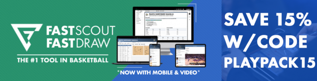 Season Starter Pack FastModel Sports FastDraw FastScout basketball coaches playbook